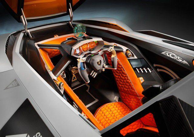 Lamborghini Egoista superdeportivo (7)
