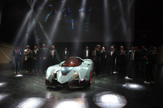 Lamborghini Egoista superdeportivo (6)