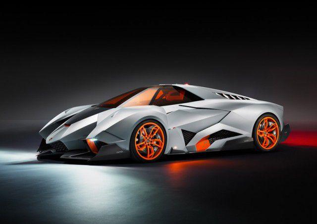 Lamborghini Egoista superdeportivo (5)