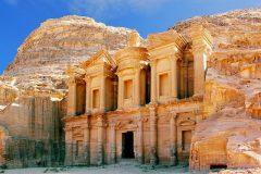 La ciudad perdida de Petra