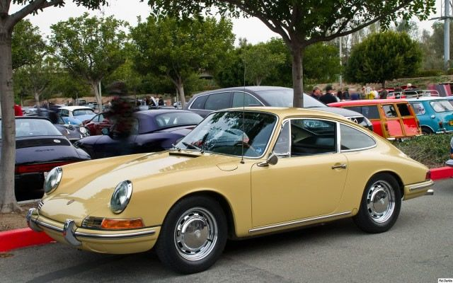 Porsche 911 1964 400 50 años Porsche 911
