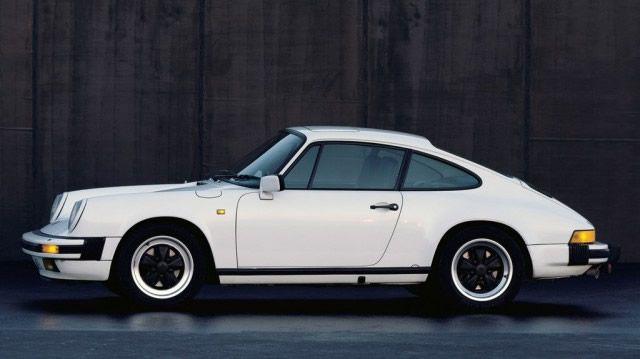 Porsche 911 3.2 Carrera 1987 359 50 años Porsche 911