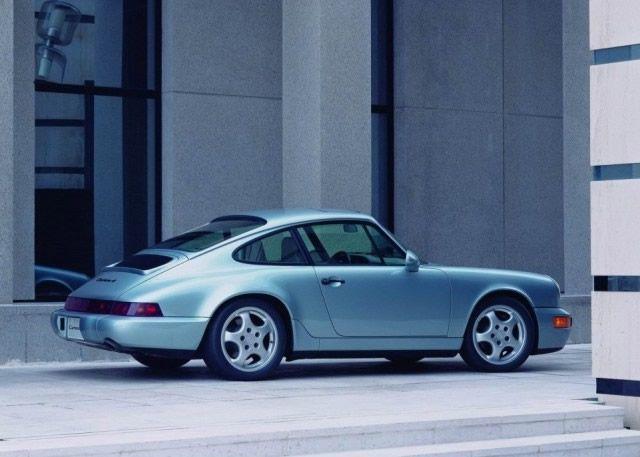 Porsche 911 964 1988 457 50 años Porsche 911