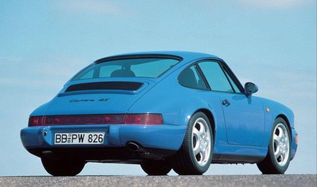 Porsche 911 964 RS 1992 377 50 años Porsche 911