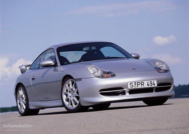 Porsche 911 996 1999 454 50 años Porsche 911