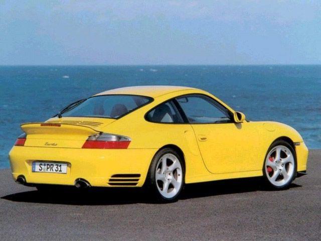Porsche 911 996 Turbo 2000 480 50 años Porsche 911