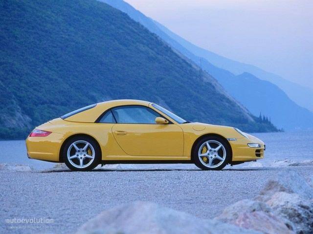 Porsche 911 997 Carrera 2005 478 50 años Porsche 911