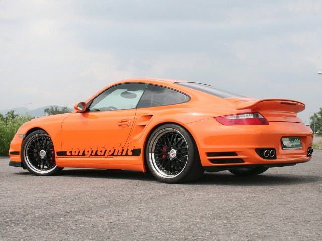 Porsche 911 997 GT3 RS 2008 480 50 años Porsche 911