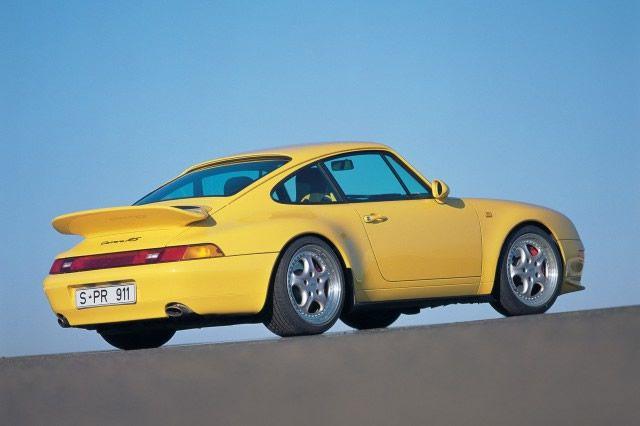 Porsche 911 Carrera RS 1995 426 50 años Porsche 911