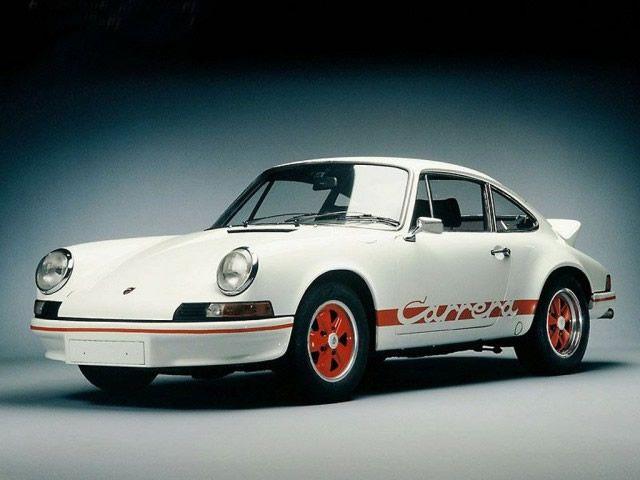 Porsche 911 Carrera RS 2.7 1973 480 50 años Porsche 911