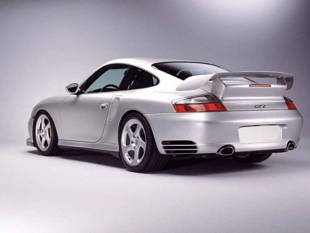 Porsche 911 GT2 2002 480 50 años Porsche 911