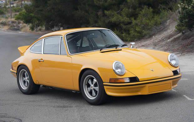Porsche 911 Turbo 1974 50 años Porsche 911