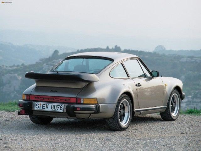 Porsche 911 Turbo 1978 480 50 años Porsche 911