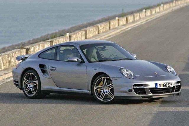 Porsche 911 Turbo 2007 426 50 años Porsche 911