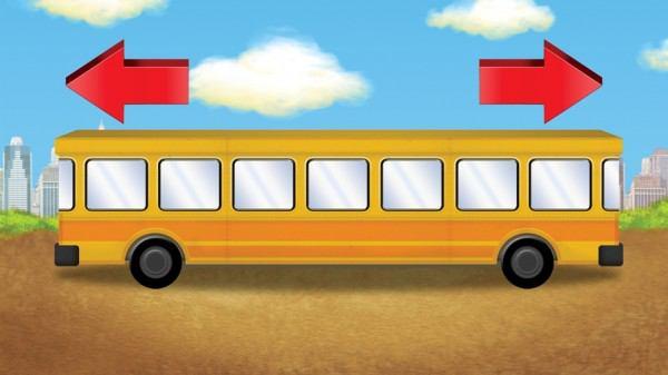 a donde va el bus