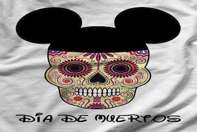 Disney Día de Muertos