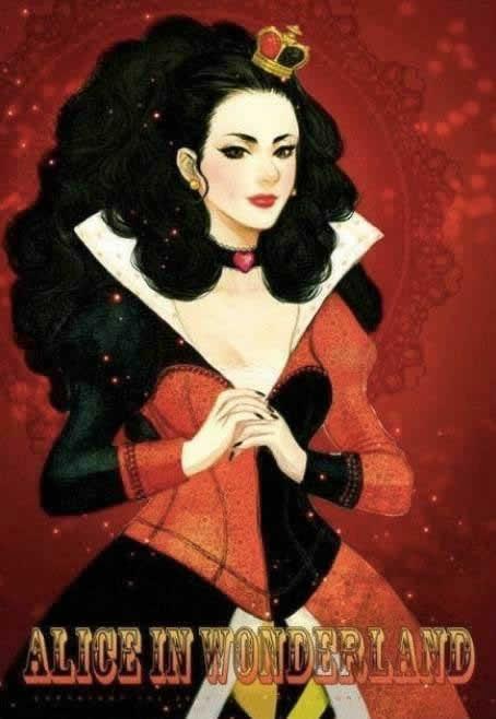 Villanos Disney belleza (8)