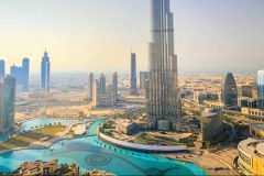 Timelapse Dubai