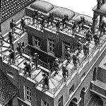 Ilusión de la Escalera Escheriana