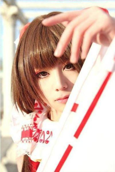 chica cosplay revela su rostro (2)