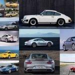 Porsche 911 modelos