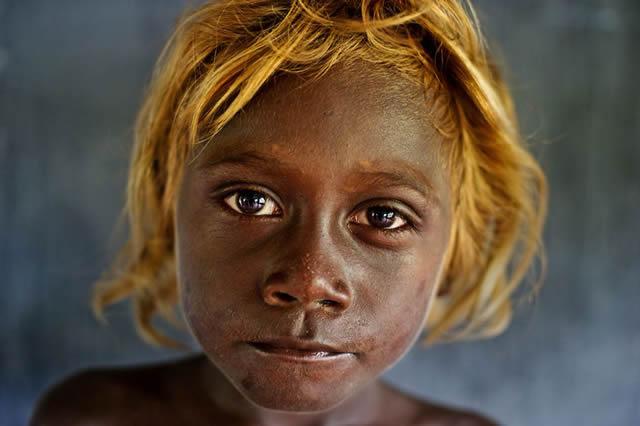 El Misterio De Los Negros Rubios En Las Islas Salom 243 N