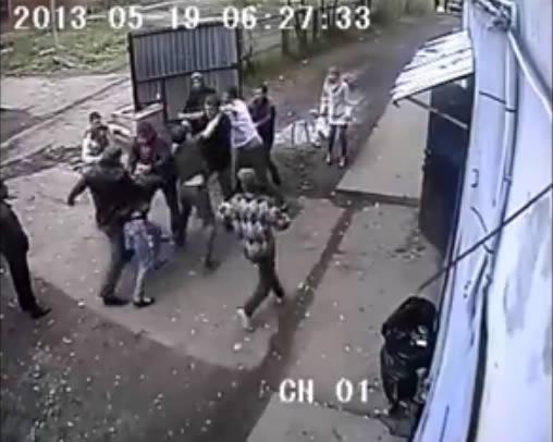 pelea rusia