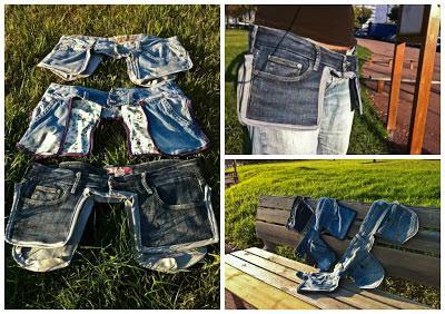 Reciclando pantalones vaqueros (14)