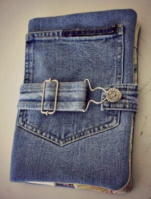 Reciclando pantalones vaqueros (7)