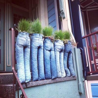 Reciclando pantalones vaqueros (4)