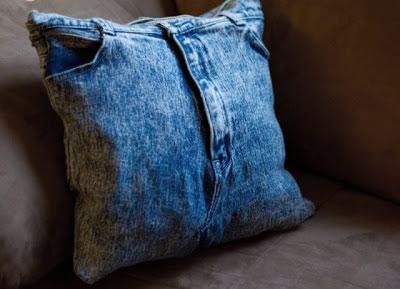 Reciclando pantalones vaqueros (1)
