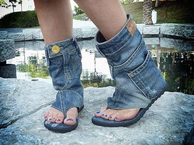 Reciclando pantalones vaqueros (17)
