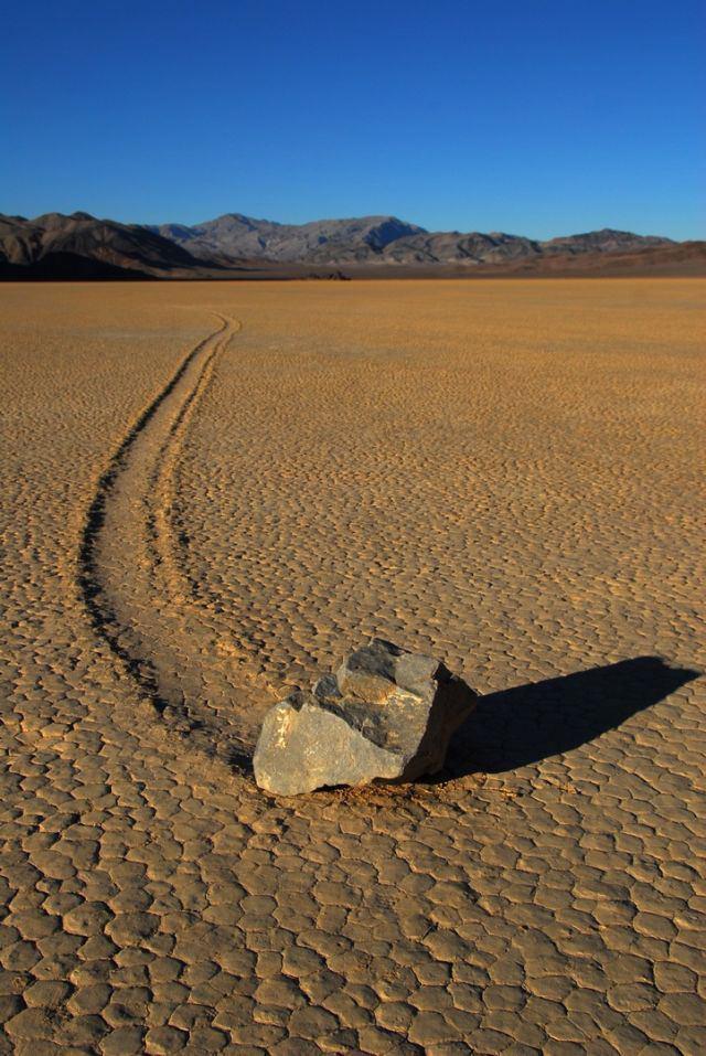 rocas que caminan