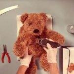 Teddy tiene una operación