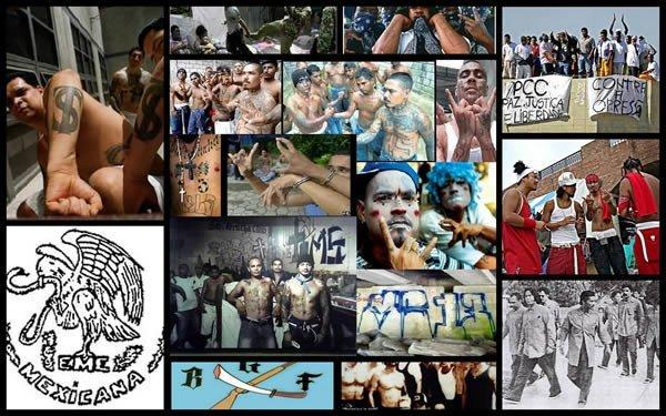 Resultado de imagen para pandillas en el mundo