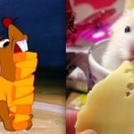 Animales de Disney en la vida real