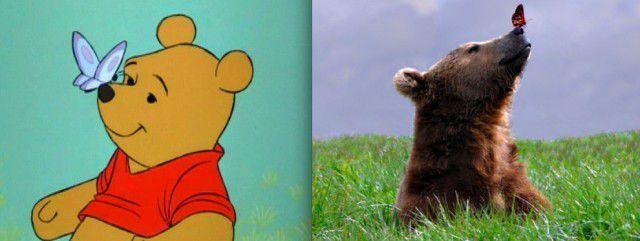 Animales Disney vida real (3)