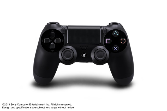 Controlador Dualshock 4 - PS4 (3)