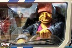 GTA y Los Simpsons (1)