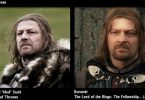 Precedentes en películas / series de los actores de Game of Thrones