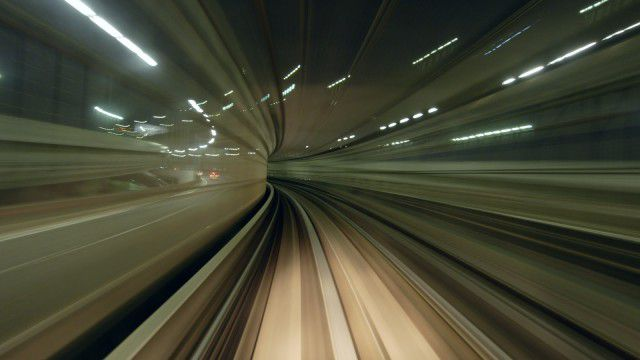 Hyper Drive YURIKAMOME metro (2)