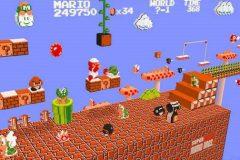 Juegos antiguos en 3D
