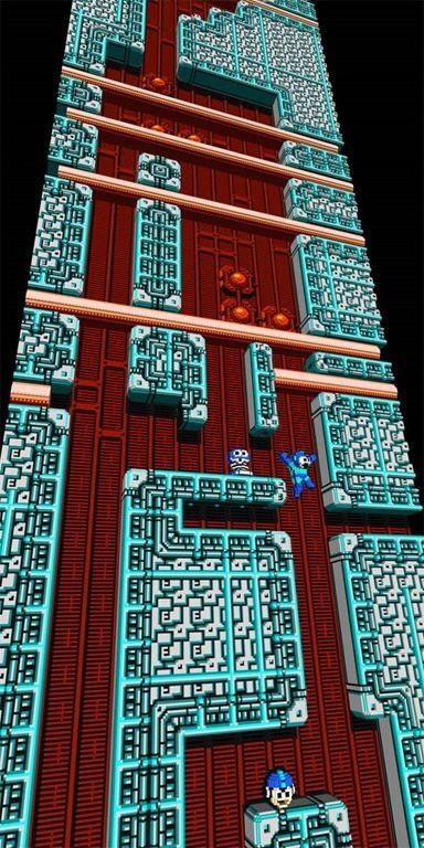 Nintendo 3D Megaman