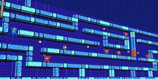 Nintendo 3D Megaman 2