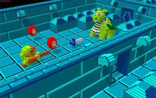 Nintendo 3D Zelda