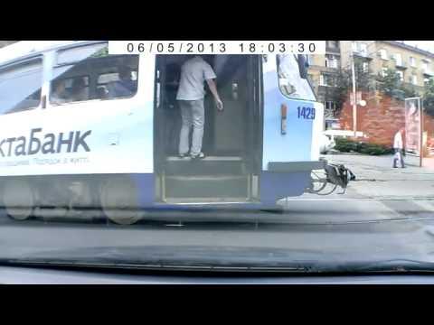 Tranvía VS abuelo ucraniano