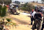 Accidente fatal en Baja 500