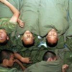 Escuela China para niños malcriados