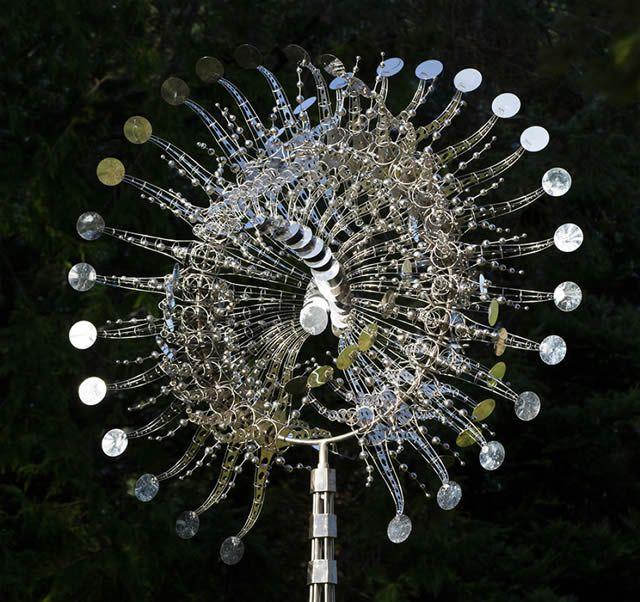 Esculturas cinéticas eólicas de Anthony Howe (12)