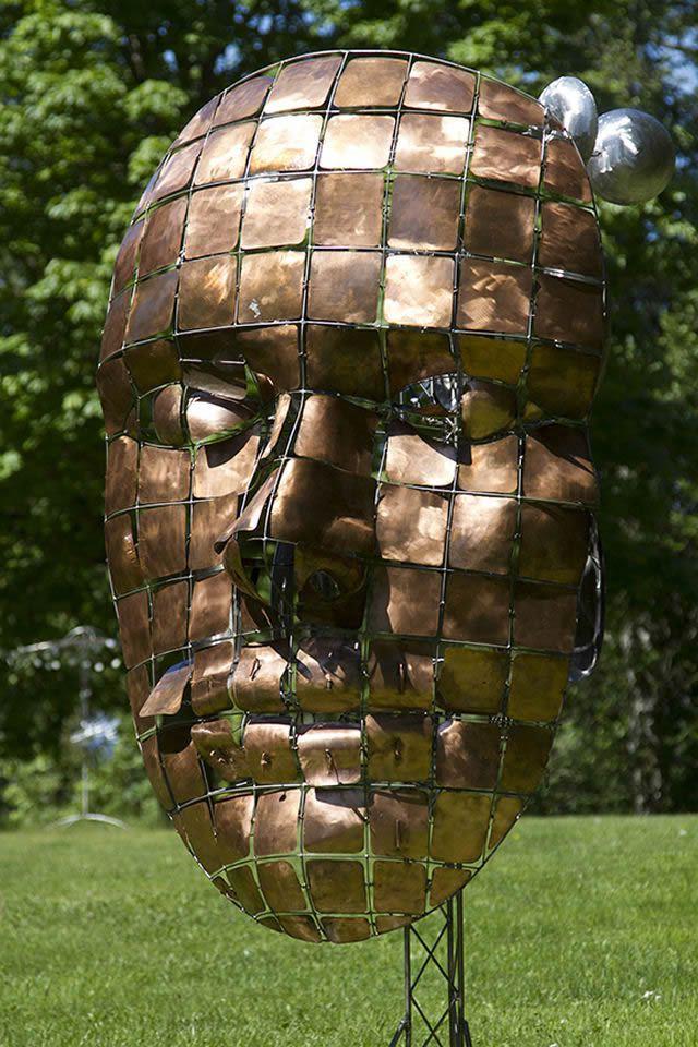 Esculturas cinéticas eólicas de Anthony Howe (10)